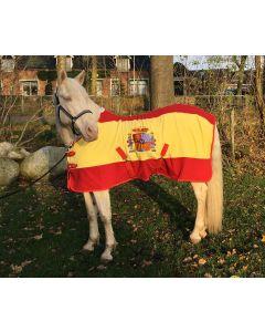 Zweetdeken Spaanse vlag